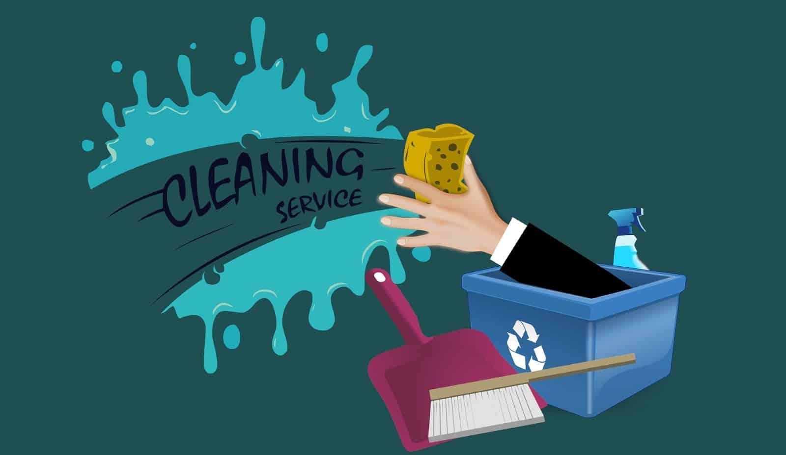 Entreprise de nettoyage : comment créer son logo ?